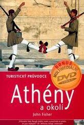Athény a okolí + bonus multimediální DVD video