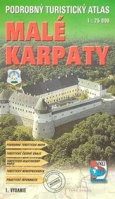 Malé Karpaty 1:25 000