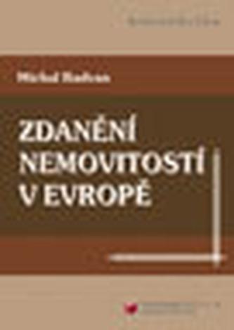 Zdanění nemovitostí v Evropě