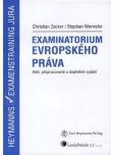 Examinatorium evropského práva
