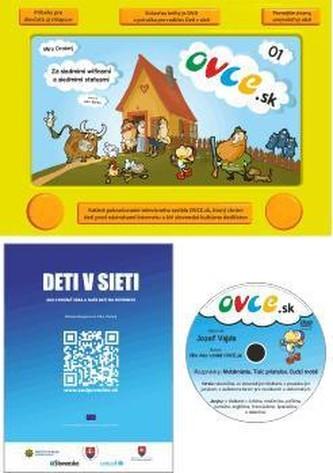 OVCE.sk (01) + Deti v sieti + DVD