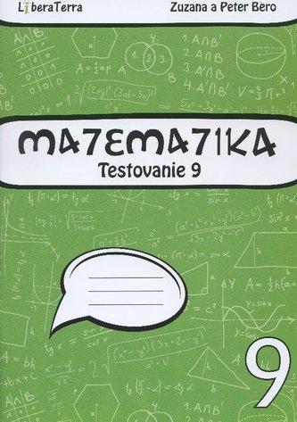 Matematika 9. Testovanie