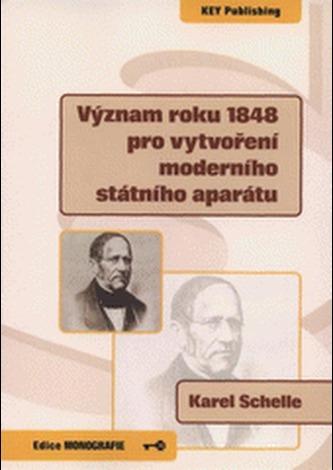 Význam roku 1848 pro vytvoření moderního státního aparátu