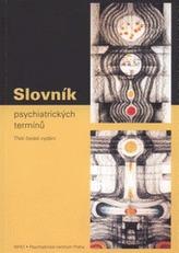 Slovník psychiatrických termínů 3.vydání