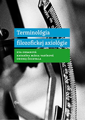 Terminológia filozofickej axiológie