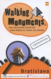Walking Monuments - španielsky