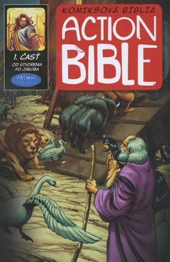 Action Bible - 1. časť
