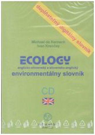 CD-ROM Anglicko-slovenský a slovensko-anglický prekladateľský slovník ekológia