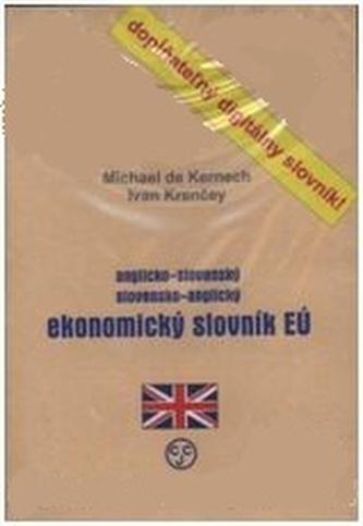 CD-ROM Anglicko-slovenský a slovensko-anglický ekonomický slovník EÚ - Krenčey, Ivan