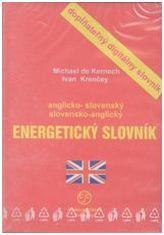 CD-ROM Anglicko-slovenský a slovensko-anglický energetický prekladateľský slovník