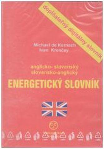 CD-ROM Anglicko-slovenský a slovensko-anglický energetický prekladateľský slovník - Krenčey, Ivan