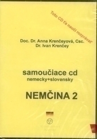 CD Nemčina 2
