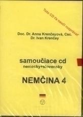 CD Nemčina 4