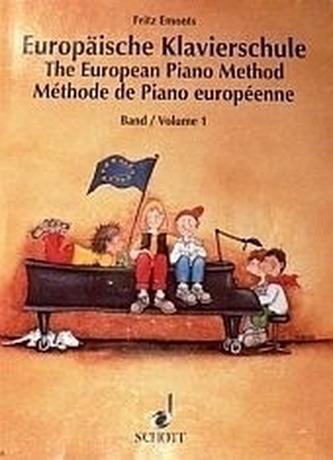 Evropská klavírní škola/Avrupa Piyano Metodu