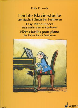 Leichte Klavierstucke/Easy Piano Pieces