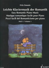 Leichte Klaviermusik der Romantik/Easy Romantic Piano Music
