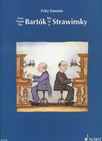 Von Bartók bis Strawinsky