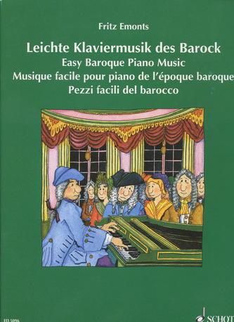 Leichte Klaviermusik des Barock/Easy Baroque Piano Music