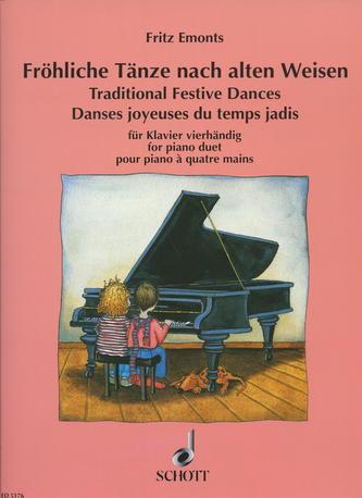 Frohliche Tänze nach alten Weisen/Traditional Festive Dances