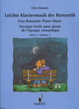 Leichte Klaviermusik der Romantik / easy romantic piano music