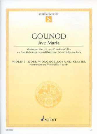 Gounod - Ave Maria
