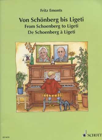 Von Schonberg bis Ligeti / From Schoenberg to Ligeti