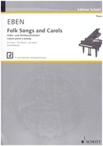 Lidové písně a koledy