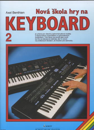 Nová škola hry na keyboard 2 - Benthien, Axel