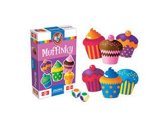 Muffinky - Hra