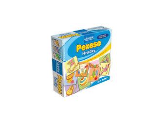 PEXESO hračky - Mé první hry 2-4 roky