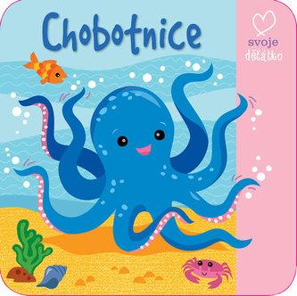 Chobotnice - Hurá do vody! (koupací knížka)
