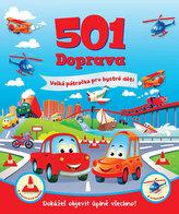 501 Doprava - Velká pátračka pro bystré děti