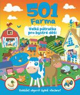 501 Farma - Velká pátračka pro bystré děti