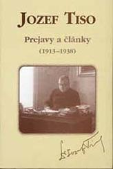 Prejavy a články 1913-1938