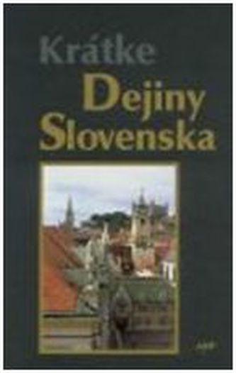 Krátke dejiny Slovenska - dotlač