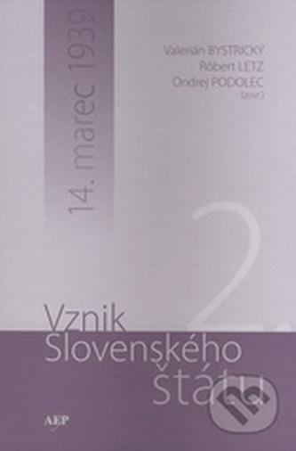Vznik slovenského štátu 2