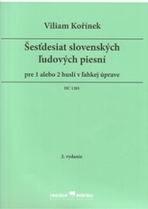 Šesťdesiat slovenských ľudových piesní