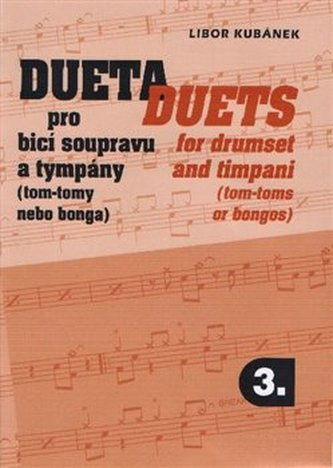 Dueta pro bicí soupravu a tympány 3.