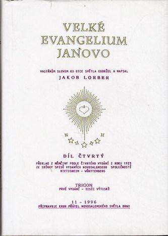 Velké evangelium Janovo - Komplet