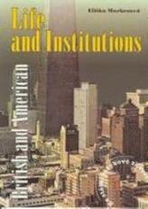 British and American Life and Institutios