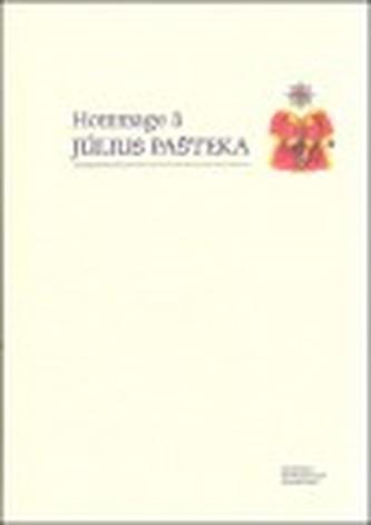 Hommage `a Július Pašteka