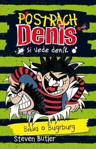 Postrach Denis si vede deník 2 - Bitva o Bugrburg