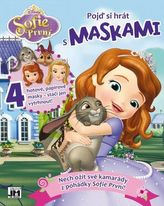 Sofie - Kniha s maskami