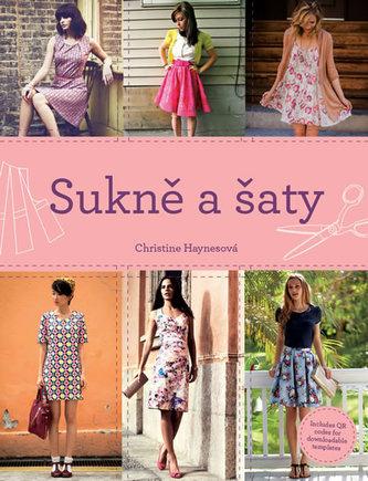 Sukně a šaty - Haynesová Christine