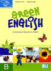 Green English - students book B