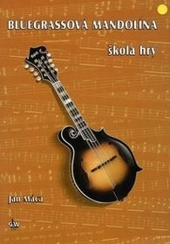 Bluegrassová mandolína+CD