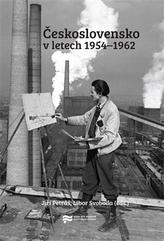 Kniha Československo 1954-1962