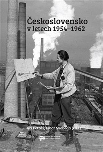 Kniha Československo 1954-1962 - Libor Svoboda