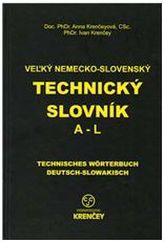 Veľký nemecko-slovenský technický slovník M-Z