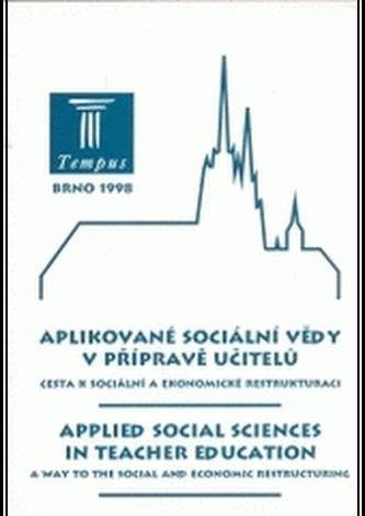 Aplikované sociální vědy v přípravě učitelů